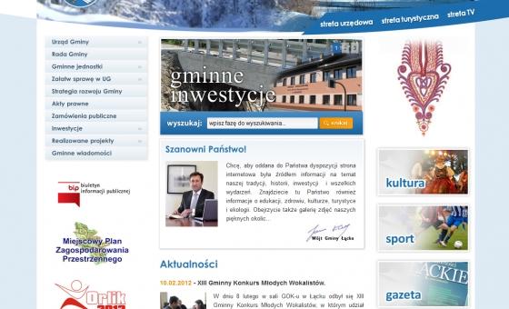 Strona główna - wersja zimowa