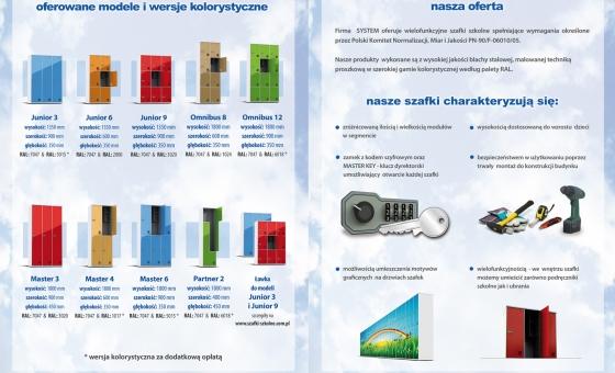 Strona wewnętrzna katalogu produktów
