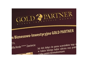 Gold Partner - poligrafia